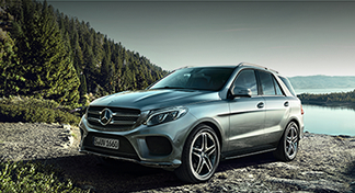 The GLE SUV